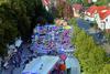 Hansefest 2018 Rummel Wallanlagen_Foto Lübeck